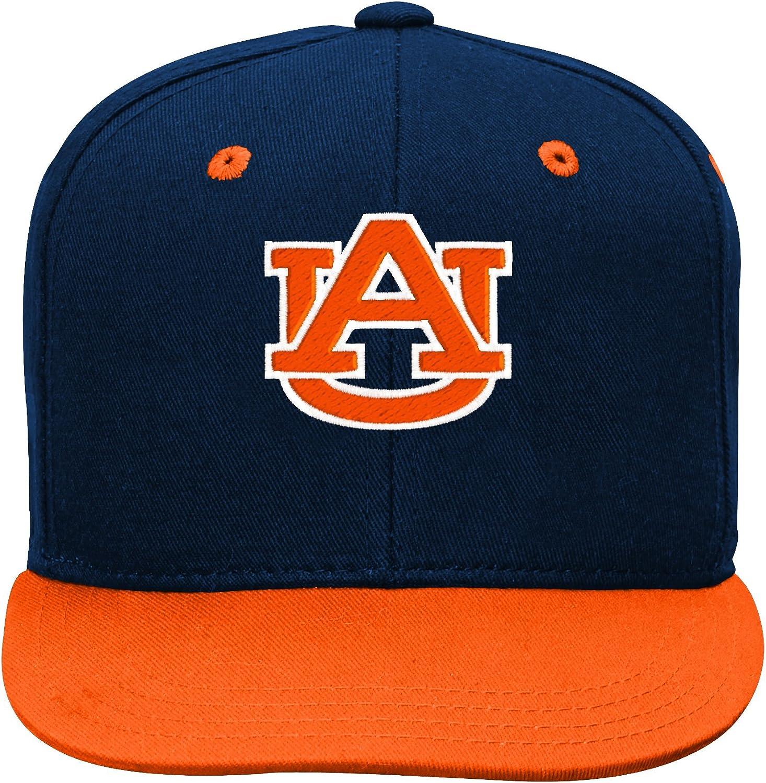 OuterStuff NCAA Unisex-Child Basic Structured Adjustable Hat