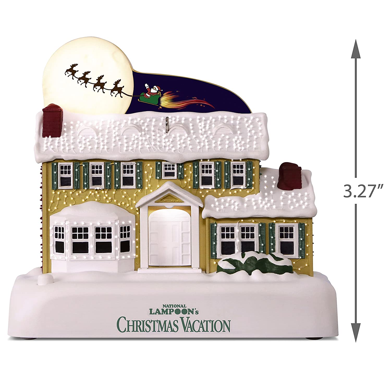 Amazon.com: Hallmark Keepsake 2017 NATIONAL LAMPOON\'S CHRISTMAS ...