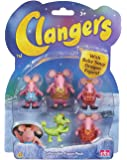 Clangers Family Pack of Figures