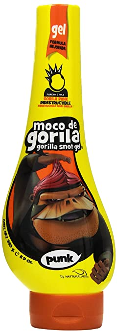Image result for moco de gorila snot gel