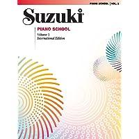 Suzuki piano school - volume 1 (book only) piano: New International Edition