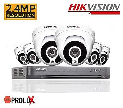 Hikvision HQHI/K1 - Grabadora de vídeo digital (IP66, resistente a la intemperie