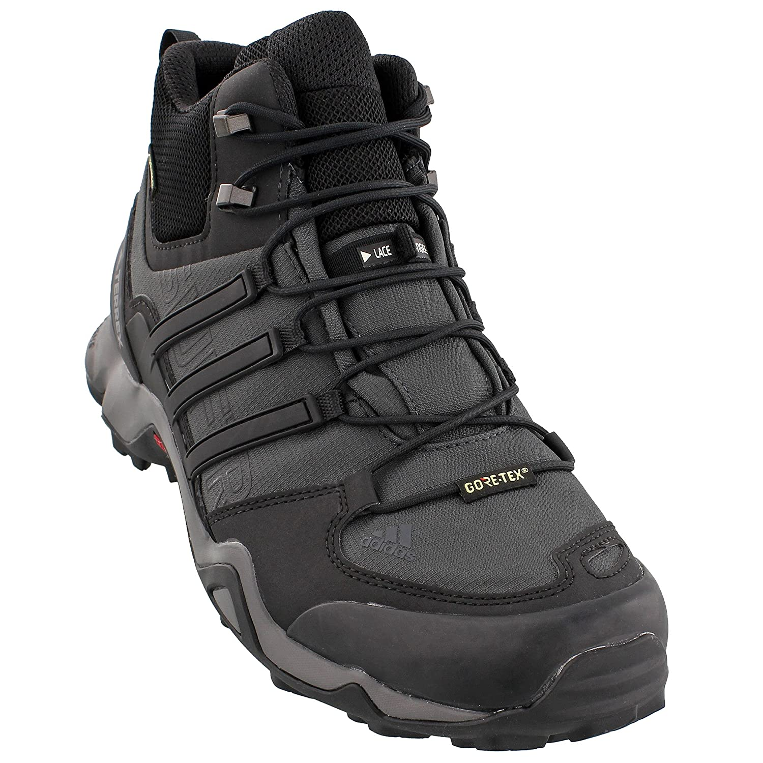 77953d26072 adidas Men's Terrex Swift R Mid GTX Hiking Boot