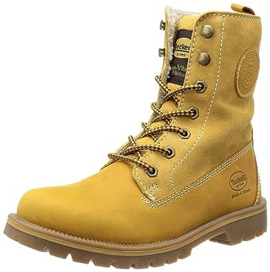 92b286da10cd68 Dockers by Gerli 330513-071391 Damen Combat Boots  Amazon.de  Schuhe ...