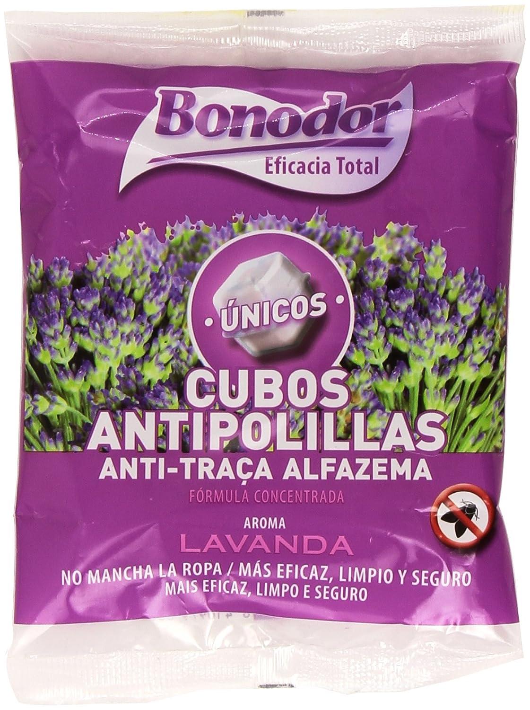 Cubos antipolillas 20 cubos Aroma lavanda Bonodor