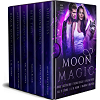 Moon Magic: Six-book Starter Library for lovers of Paranormal and Urban Fantasy featuring wolf and coyote shifters and…