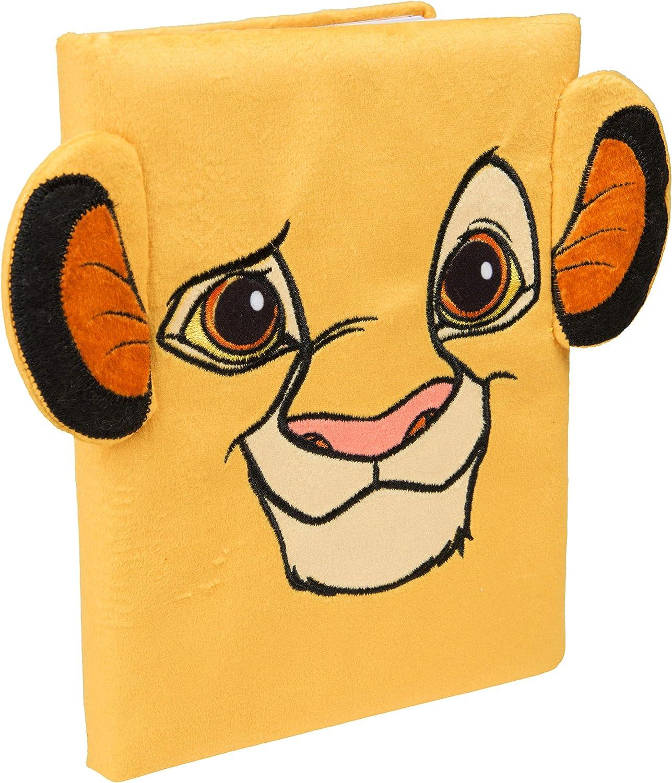 Lion King Notebook The Simba Furry Fell Notizbuch Fur A5