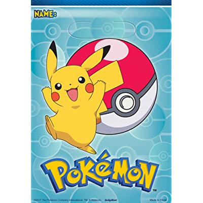 Favors, Fld Loot Bg Pokemon Core: Toys & Games