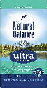 Natural Balance Original Ultra Grain Free Dry Dog Food