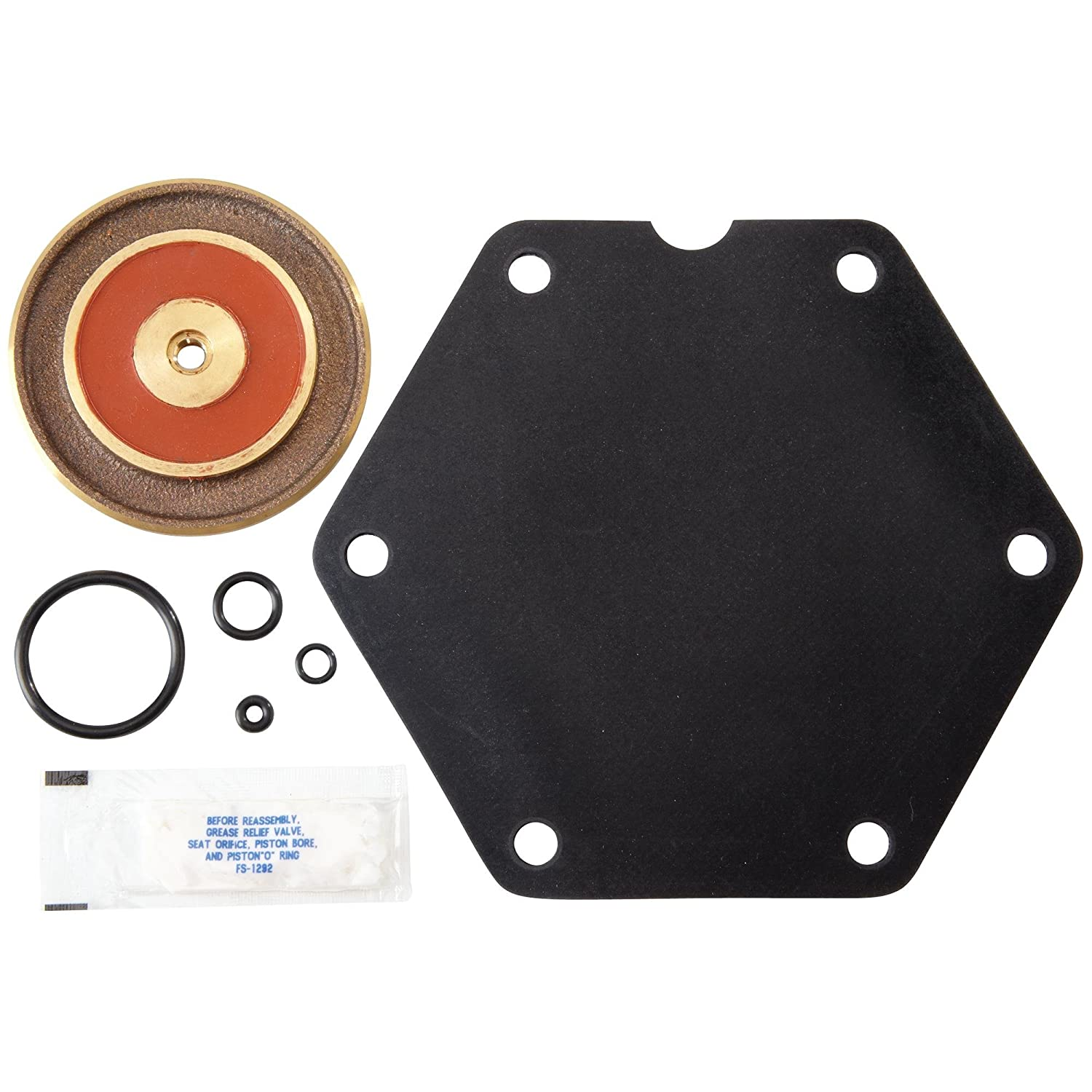 Relief Valve Rubber Parts Kit 1 1//4-2 for a 909M1 RP *Lead Free* Watts 0794062-794062