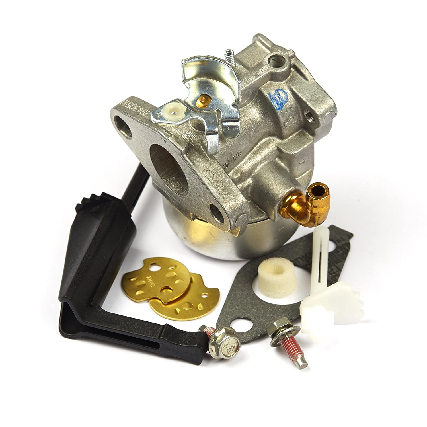 Briggs Stratton 798653 Carburetor Replaces 697354 Intek Ohv Engine Parts Diagram 790290 791077 698860 Lawn And Garden Tool Replacement Outdoor