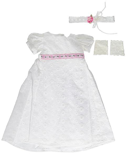 White toddler dress gloves