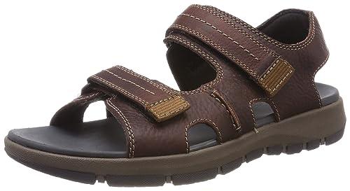 Sandalo CLARKS BRIXBY SHORE Color Nero