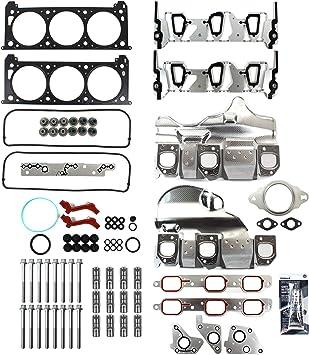 Head Gasket Bolts Set for 06-11 Buick Chevrolet Pontiac Saturn 3.5 /& 3.9 OHV 12V