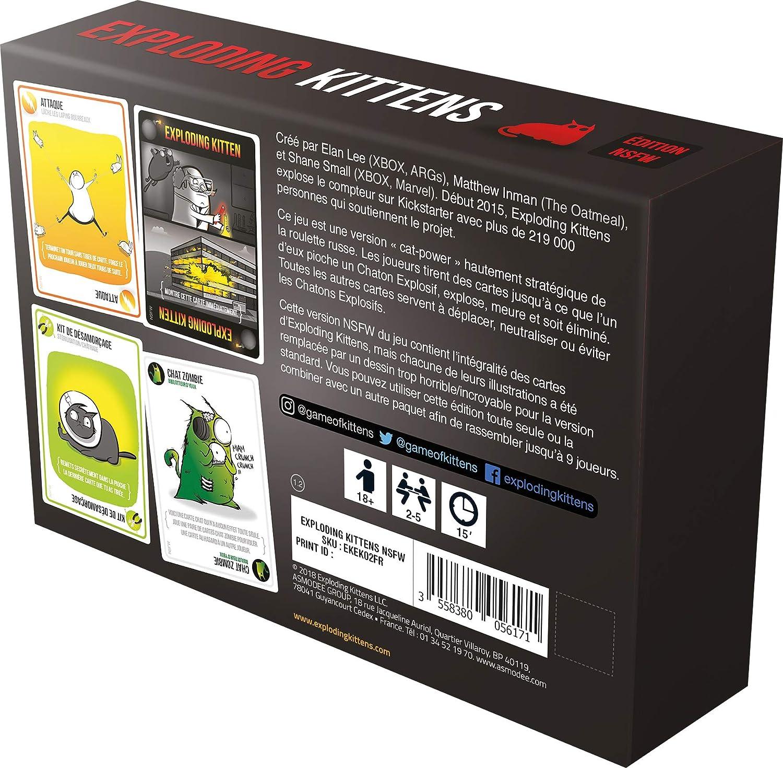 Asmodée - - 3558380056171: Amazon.es: Juguetes y juegos