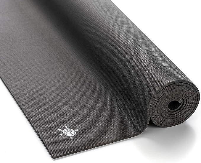 respetuosa con el medio ambiente KURMA Grip fabricado en Alemania extra ancha adherente con tacto suave y lujoso 6,5 mm de grosor acolchada Alfombrilla de yoga de alta calidad