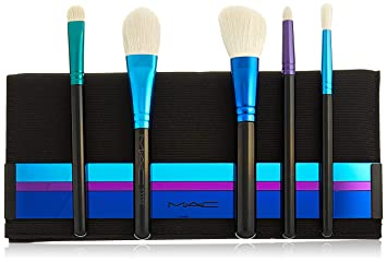 Buy Mac Cosmetics Enchanted Eve Brush Kit Essentials Online At Low Prices In India Amazon In