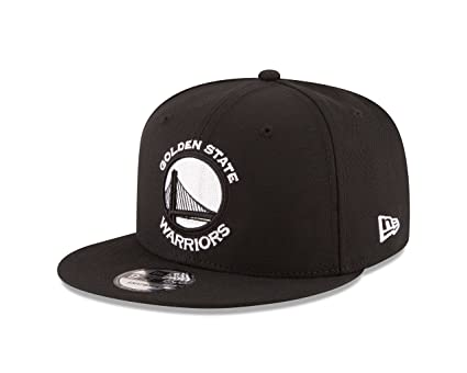 e7c9f784e70 Image Unavailable. Image not available for. Color  New Era NBA Golden State  Warriors Men s 9Fifty Snapback ...