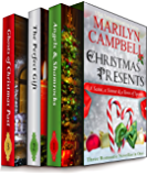 Christmas Presents – A Saint, a Sinner and a Town of Spirits (Three Romantic Novellas in One Boxed Set)