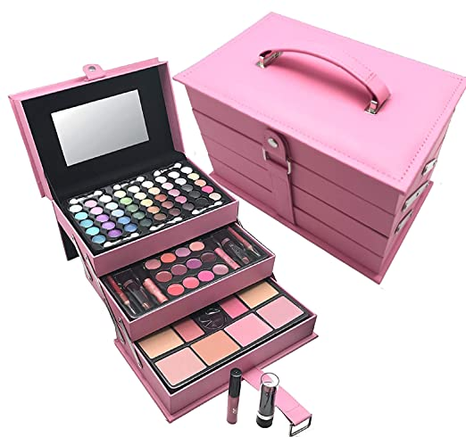 Amazon.com: Kit de maquillaje BR All In One (sombra de ojos ...