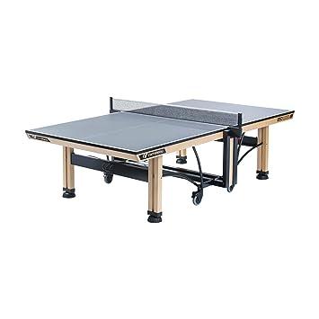 Cornilleau 850 Wood ITTF Indoor Gray Table Tennis Table. Amazon com   Cornilleau 850 Wood ITTF Indoor Gray Table Tennis