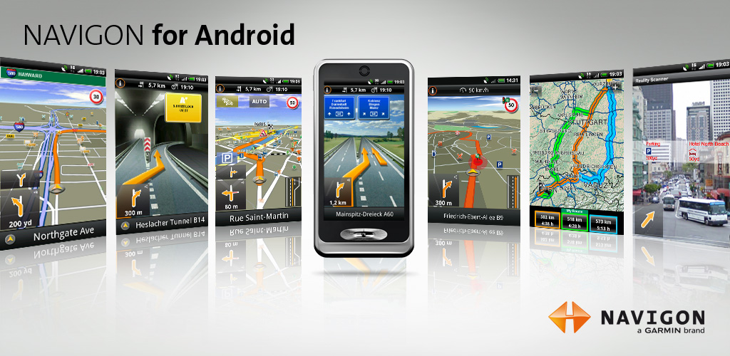 Amazoncom NAVIGON USAu0026CAN Appstore for Android
