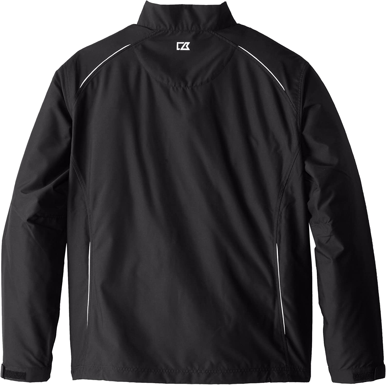 Cutter /& Buck WeatherTec Beacon Half Zip Jacket BCO00922