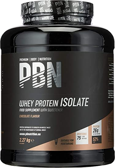 PBN - Premium Body Nutrition - Aislado de proteína de suero ...