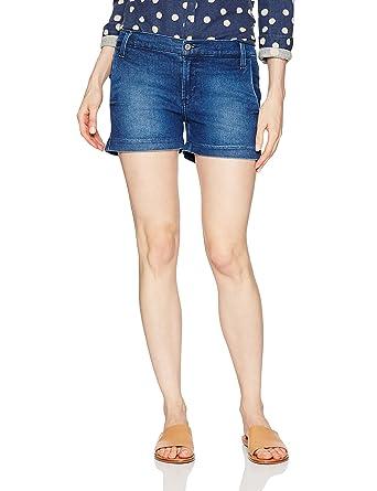 981434c6 Amazon.com: James Jeans Women's Olivia Trouser Short in Victory ...