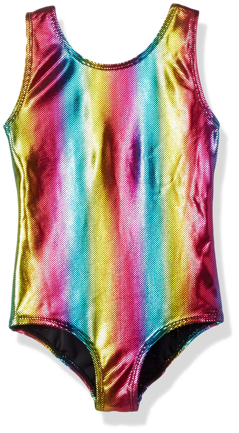 Danskin Girls' Gymnastics Leotard,
