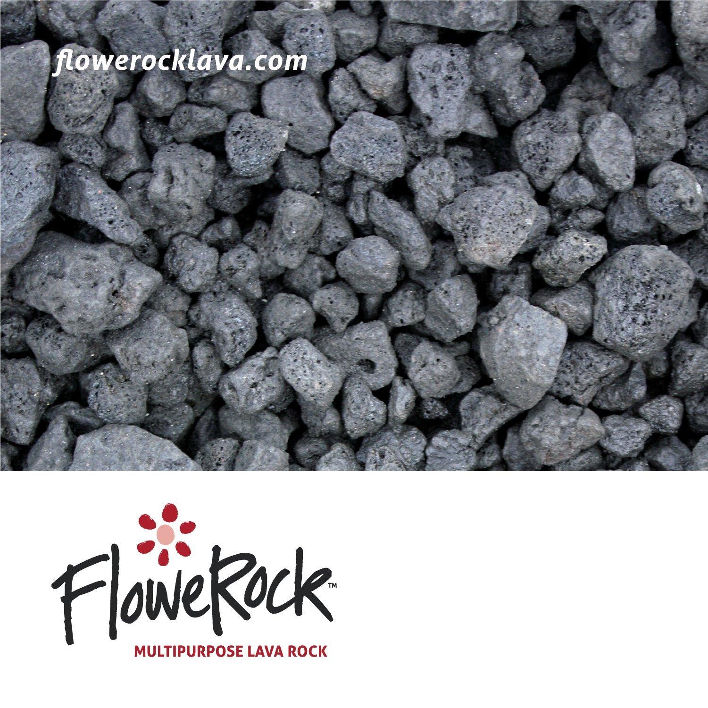 FloweRock 1CF Black Lava Nugget by FloweRock