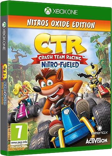Crash Team Racing Nitro-Fueled - Nitros Oxide Edition - Xbox One [Importación inglesa]: Amazon.es: Videojuegos