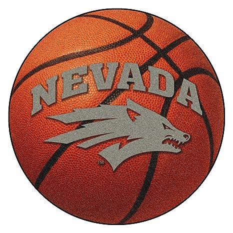 Amazon.com: Fanmats Universidad de Nevada Wolfpack Nylon Rug ...