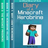 Diary of a Minecraft Herobrine Vol.1 (An Unofficial Minecraft Book)