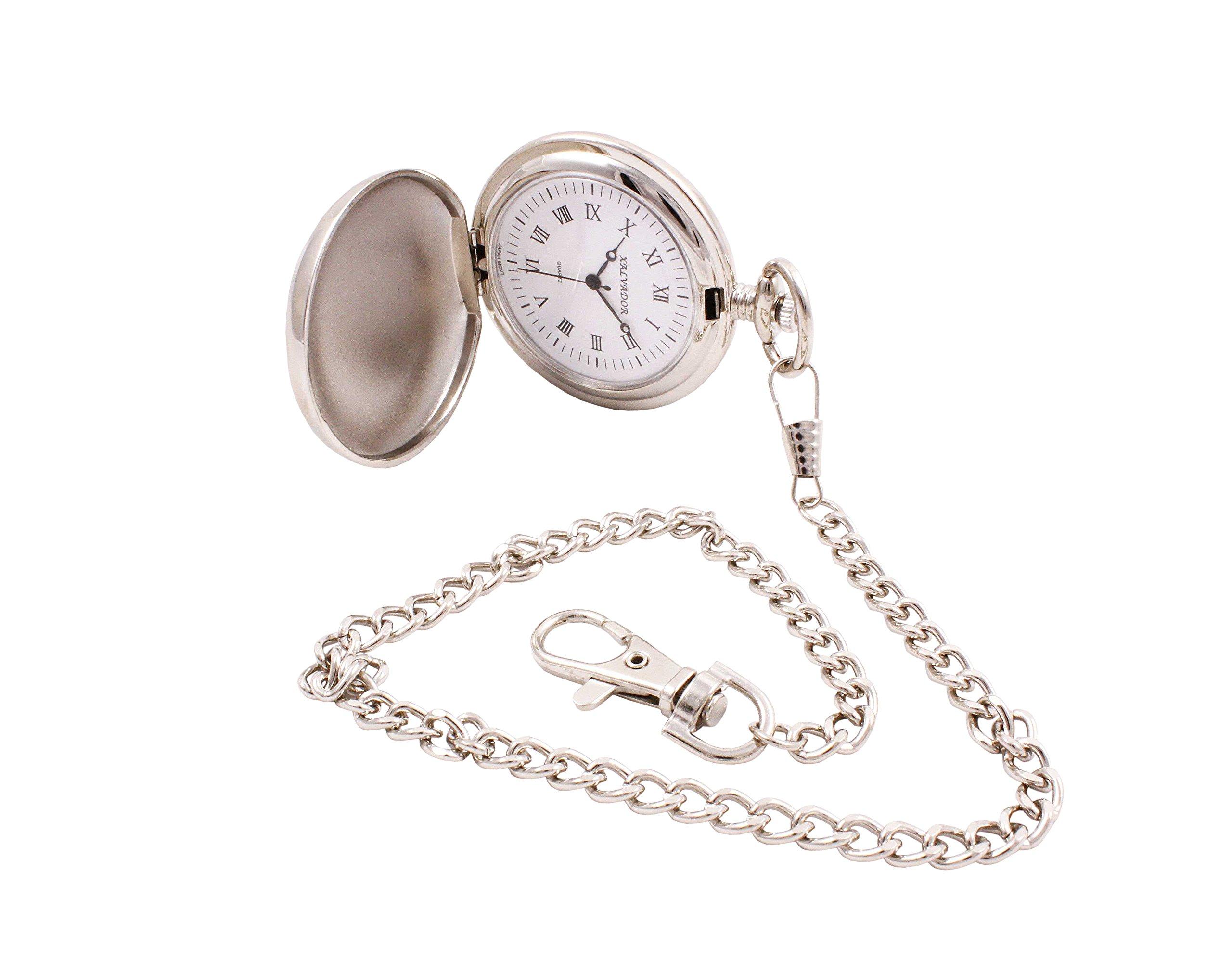 Shoppewatch Pocket Watch Doctor Medical Symbol with Chain Quartz Steampunk Cosplay PW-95 5