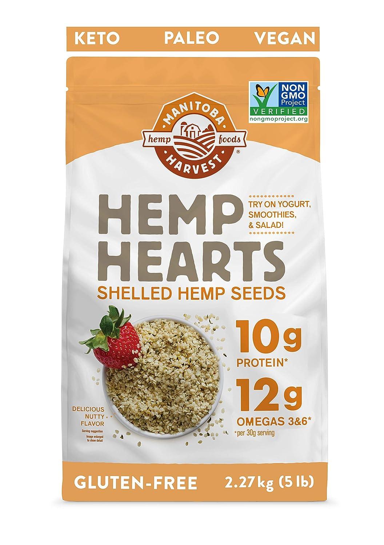 Amazon Coupon Code for Hemp Hearts Shelled Hemp Seeds