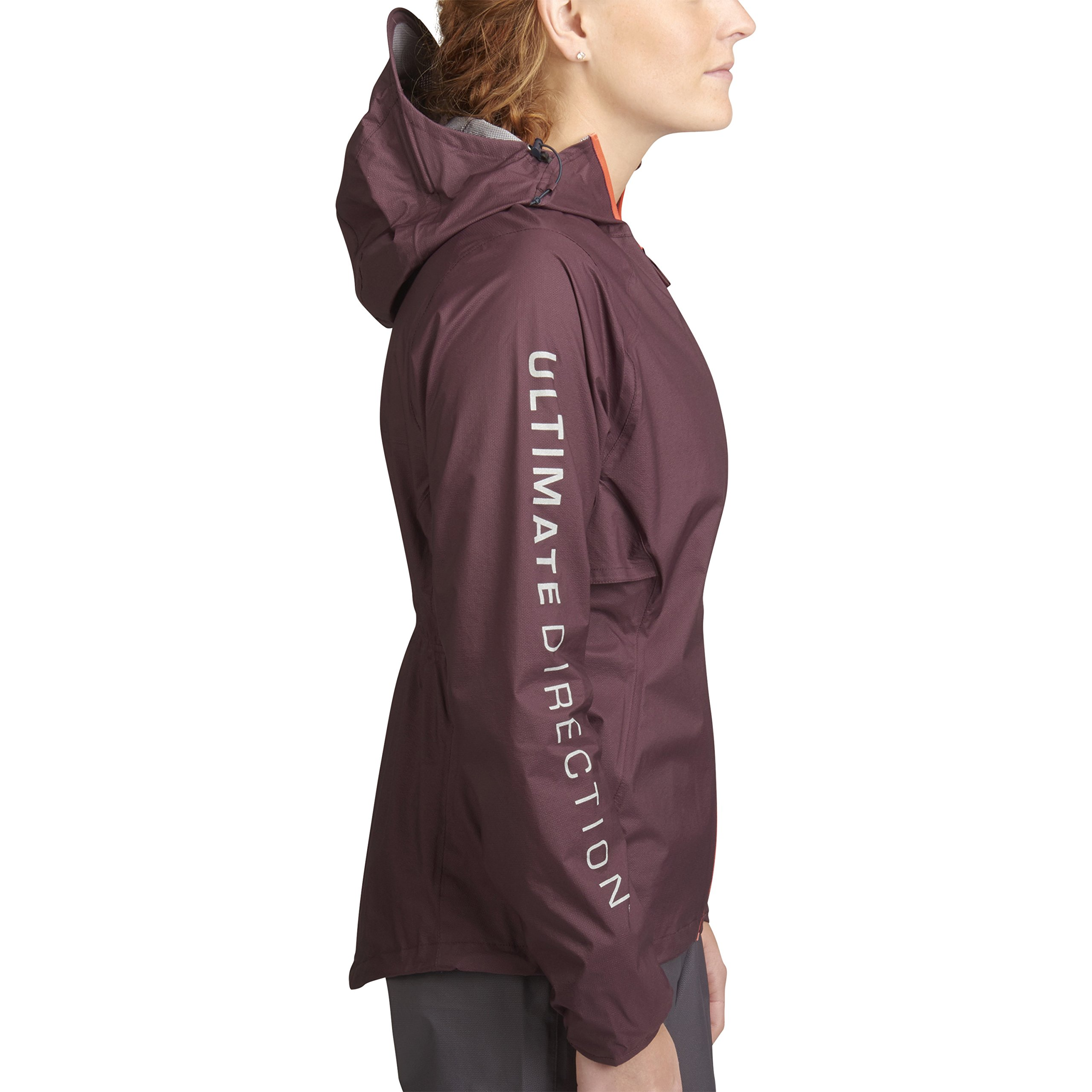 Ultimate Direction Women's Ultra Jacket V2, Fig, Small by Ultimate Direction (Image #4)
