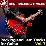 Guitar Backing Track Piano Rock in C