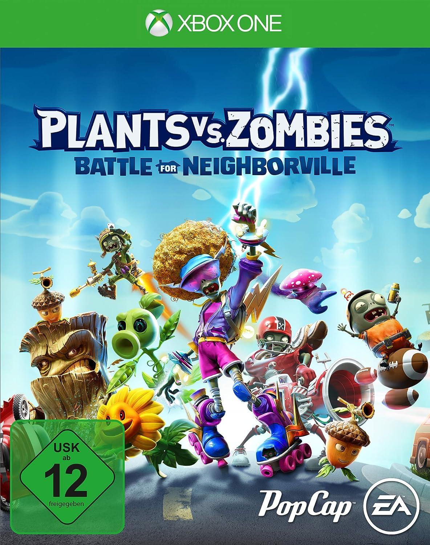 Plants vs Zombies Battle for Neighborville - Xbox One [Importación alemana]: Amazon.es: Videojuegos