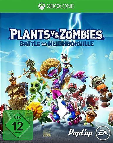 Plants vs Zombies Battle for Neighborville - Xbox One [Importación ...