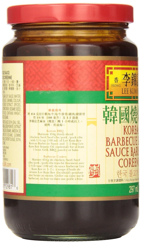 Amazon.com : Korean Barbecue Sauce Lee Kum Kee 13 Oz : Korean Bbq Sauce : Grocery & Gourmet Food