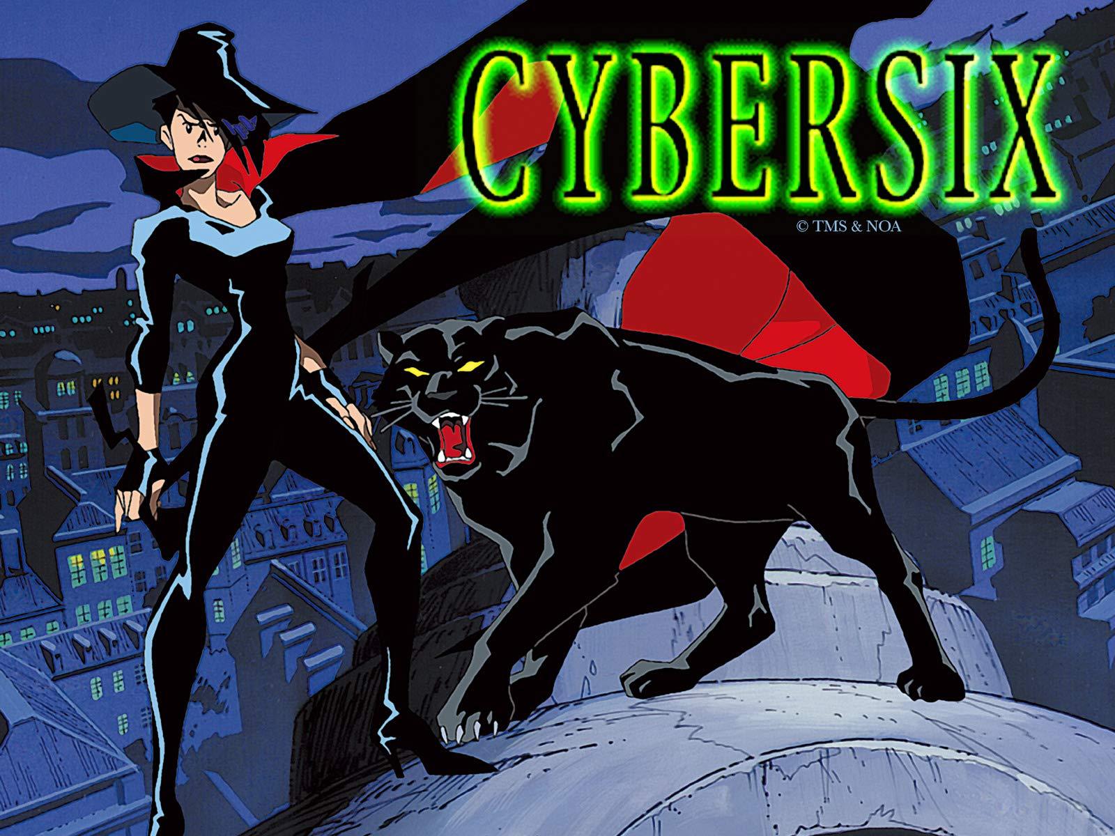 Cybersix (English Dub) on Amazon Prime Video UK