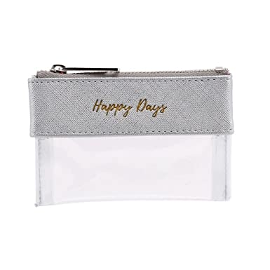 Willow & Rose - Monedero modelo Happy Days (8 x 11.5 x 1.5cm ...