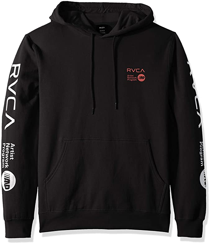 RVCA Men's ANP Pack Hooded Sweatshirt