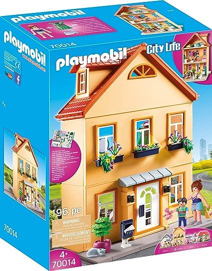 Strange Amazon Com Pm Playmobil My City House City Life Cityhouse Download Free Architecture Designs Scobabritishbridgeorg