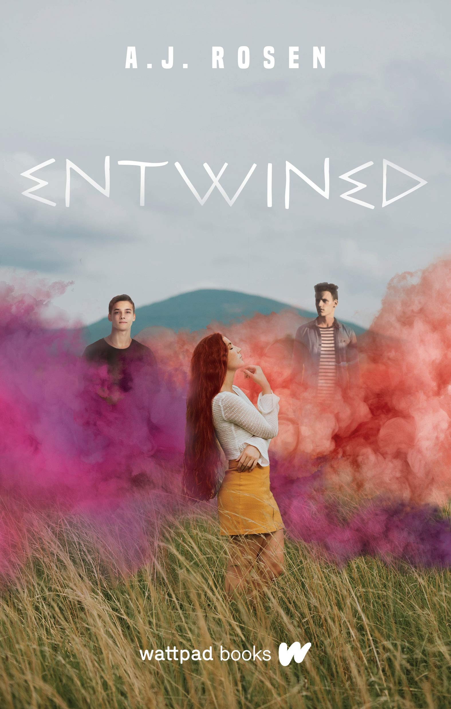 Amazon.com: Entwined (9781989365120): Rosen, A.J.: Books