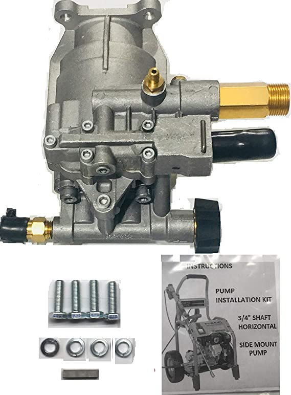 Homelite New 2700 PSI Pressure Washer Pump Replaces 308418007 Models HL252300