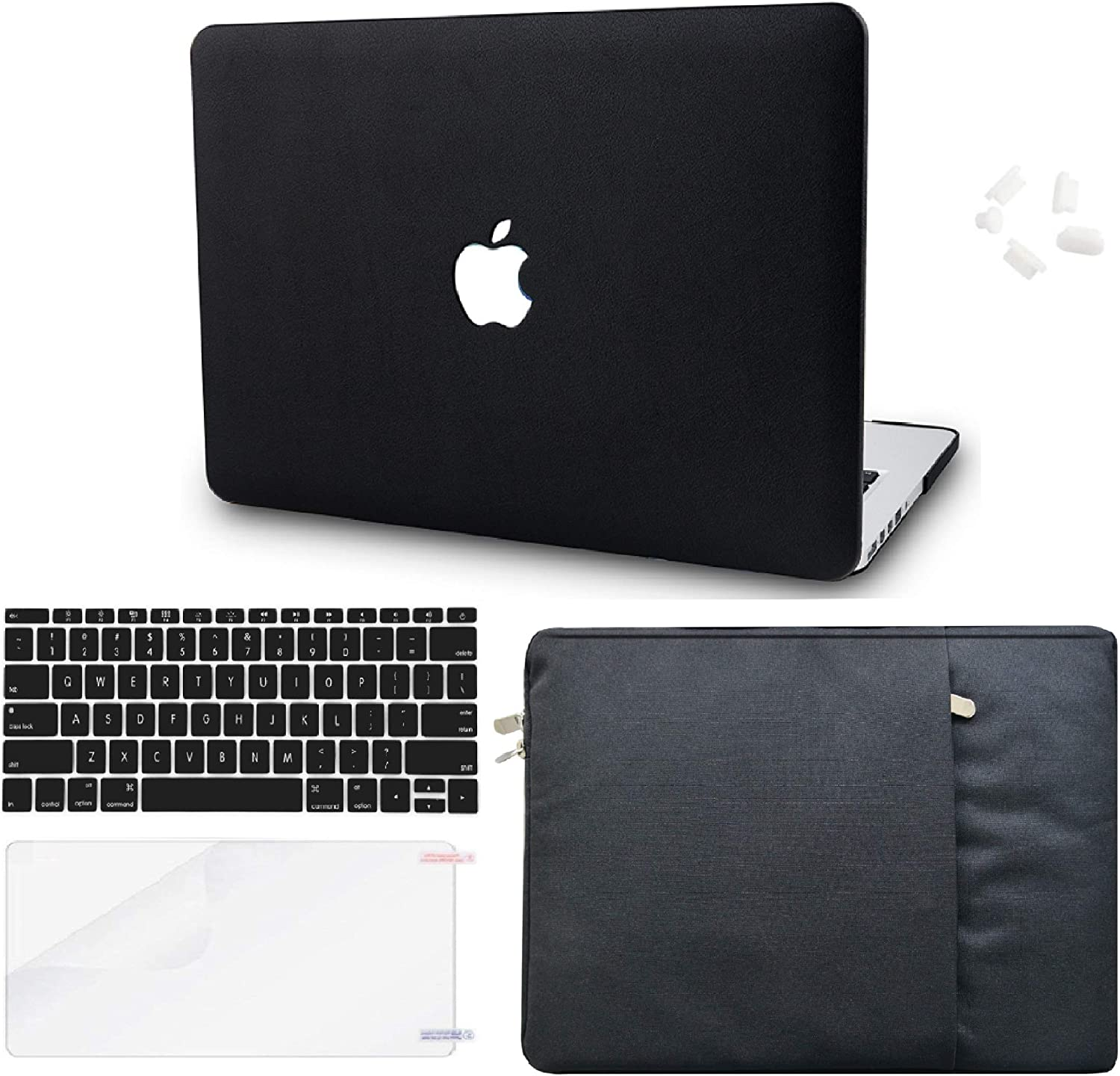 KECC Leather Case Compatible with MacBook Air 13