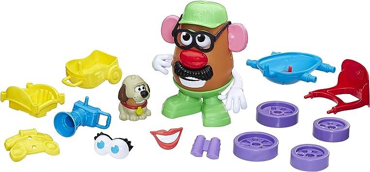 Desconocido Mr. Patate- MR Potato Super VEHICULOS Incluye 27 ...
