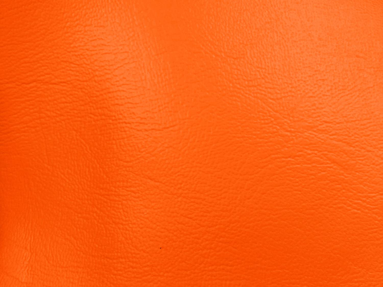 Marine vinyl waterproof orange 54 inch fabric by the yard f e